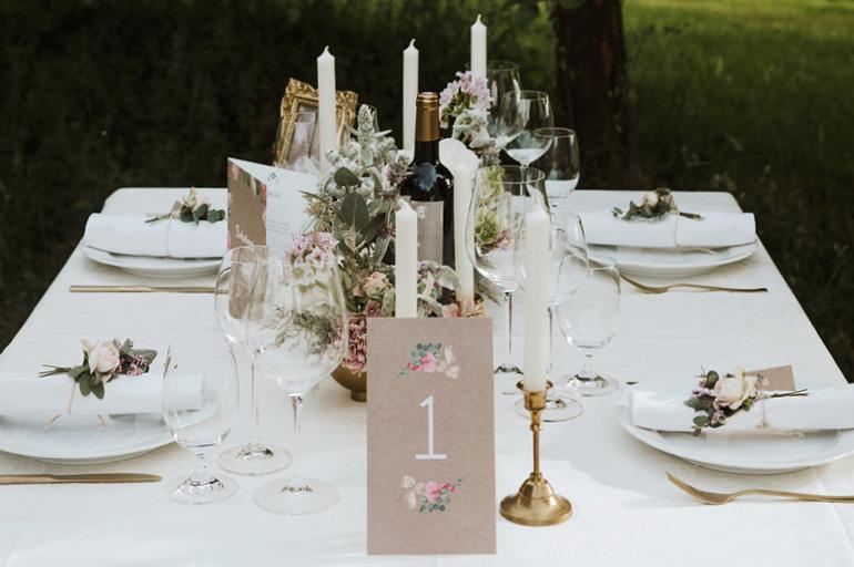 Kreative Ideen Fur Eure Hochzeitsdekoration Von Boho Bis Klassik
