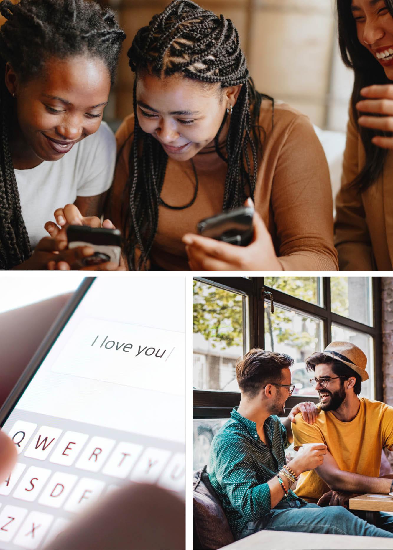 Online Dating für die Partnersuche - mit Erfolg!