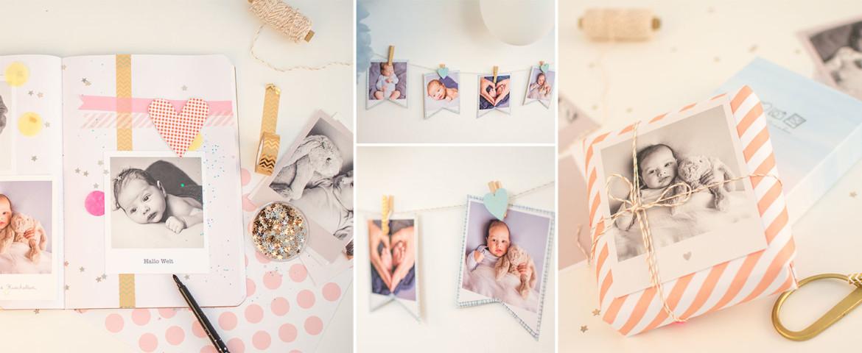 5 DIY Ideen für Ihre schönsten Baby-Fotos