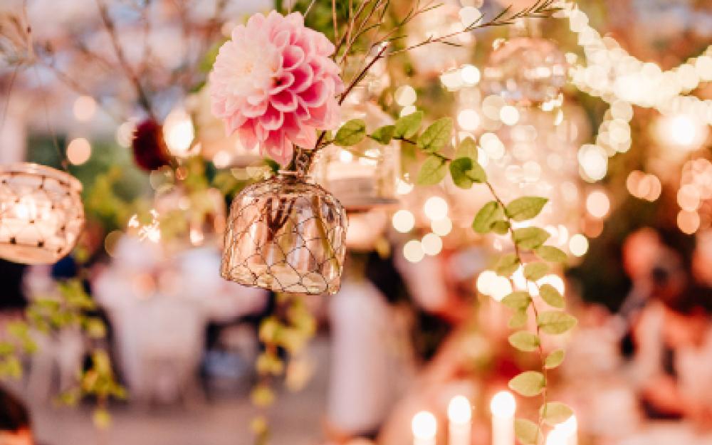 Kleien Vasen mit Blume