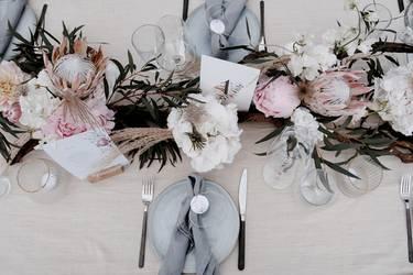 Tipps für die Hochzeitsdeko mit Checkliste zum Downloaden.