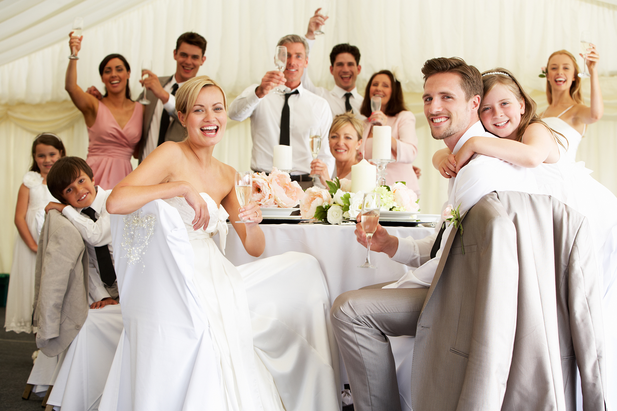 Hochzeit Mit Kindern So Beziehen Sie Ihre Kinder Mit Ein