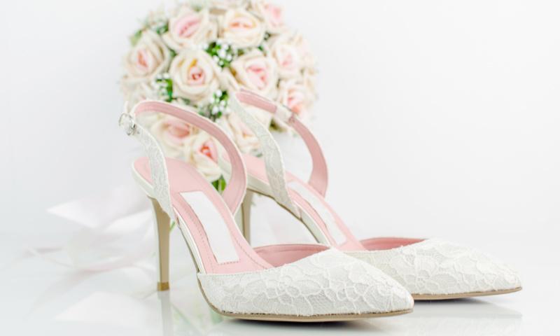 reputable site f11a9 c3431 Brautschuhe: So findest du das perfekte Paar für deine Hochzeit