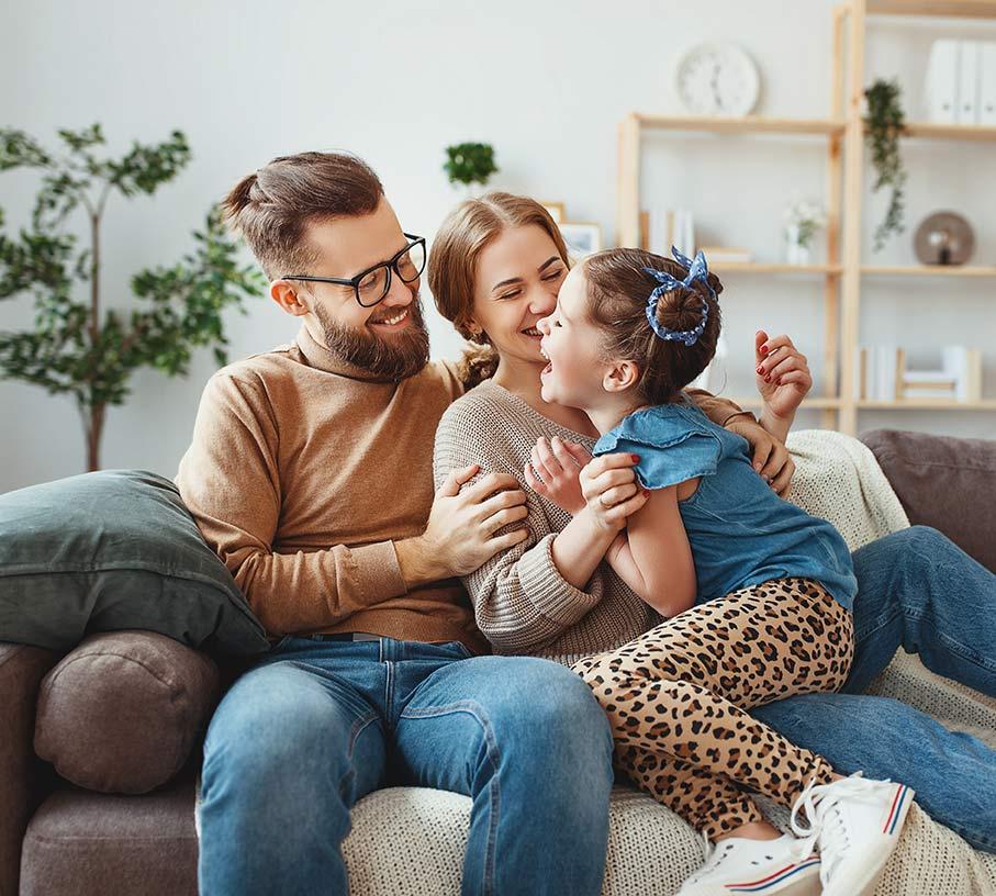Familienshooting: Spaß mit der ganzen Familie in Bildern festhalten
