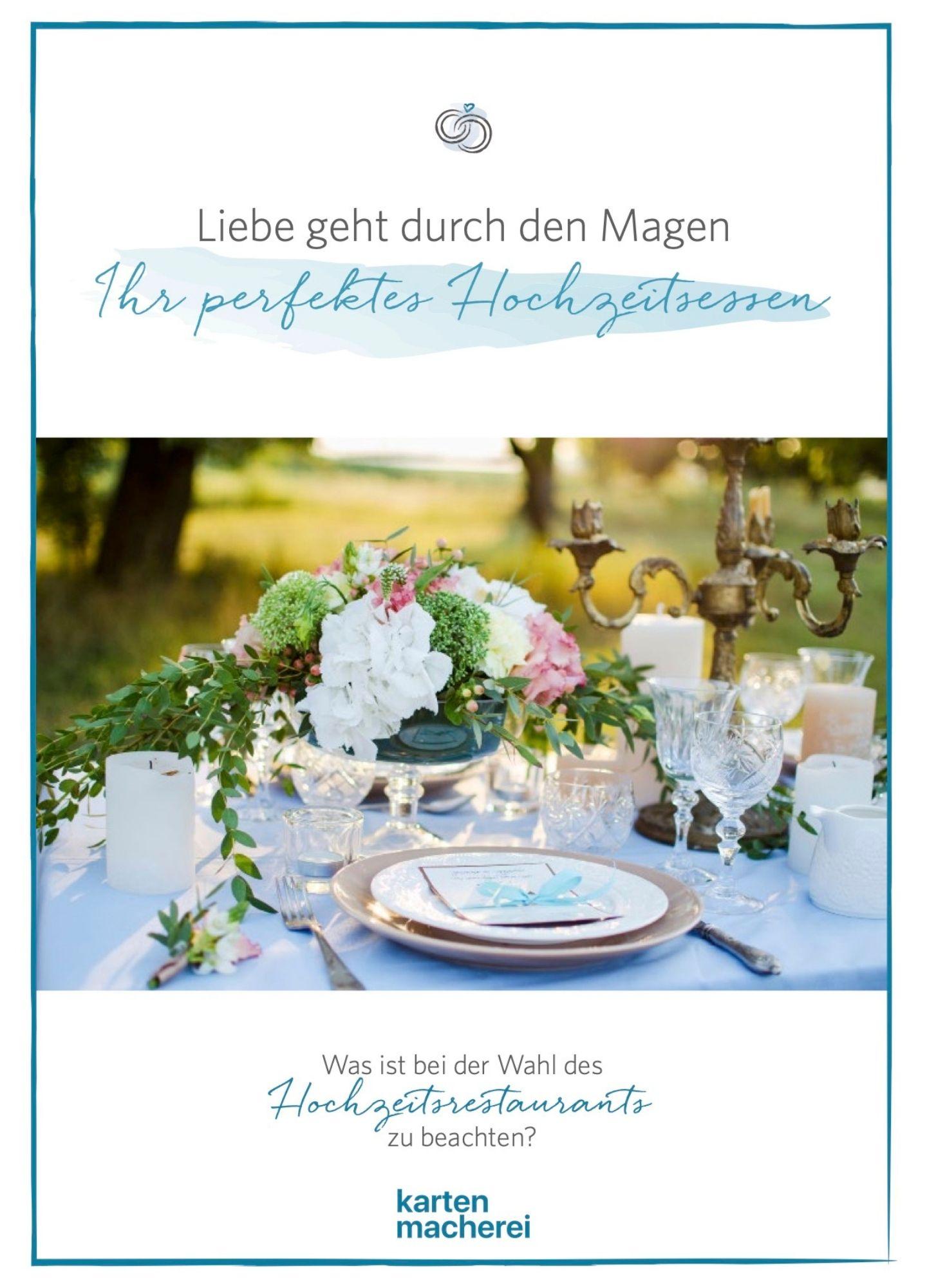 Download der Checkliste was bei der Wahl des Hochzeitsrestaurants zu beachten ist