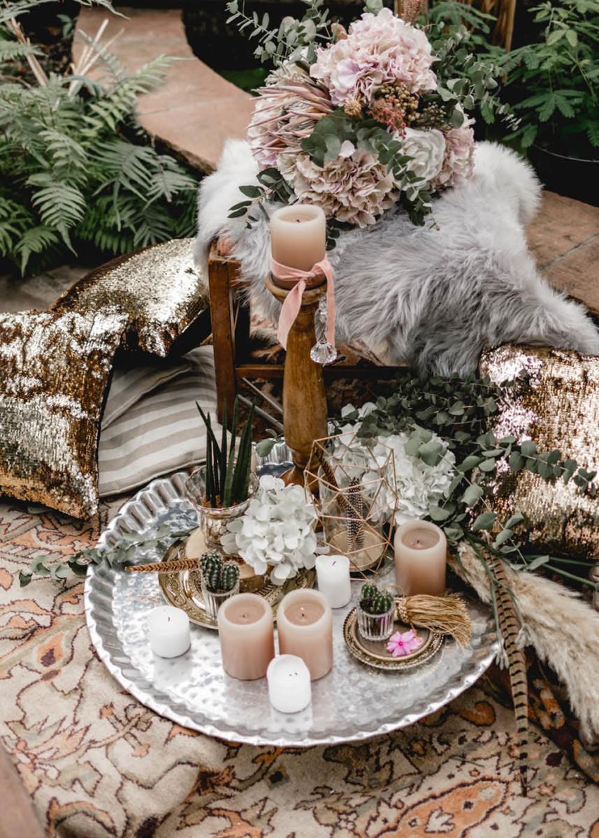 Boho Deko Inspiration Fur Eure Trauung