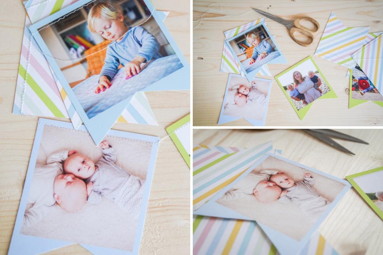 Wimpelkette Furs Kinderzimmer Mit Fotos Ganz Einfach