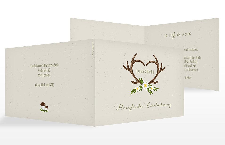 Einladung Hochzeit In Tracht U2013 Ihre Unvergessliche Hochzeit Foto Blog,  Einladungsentwurf