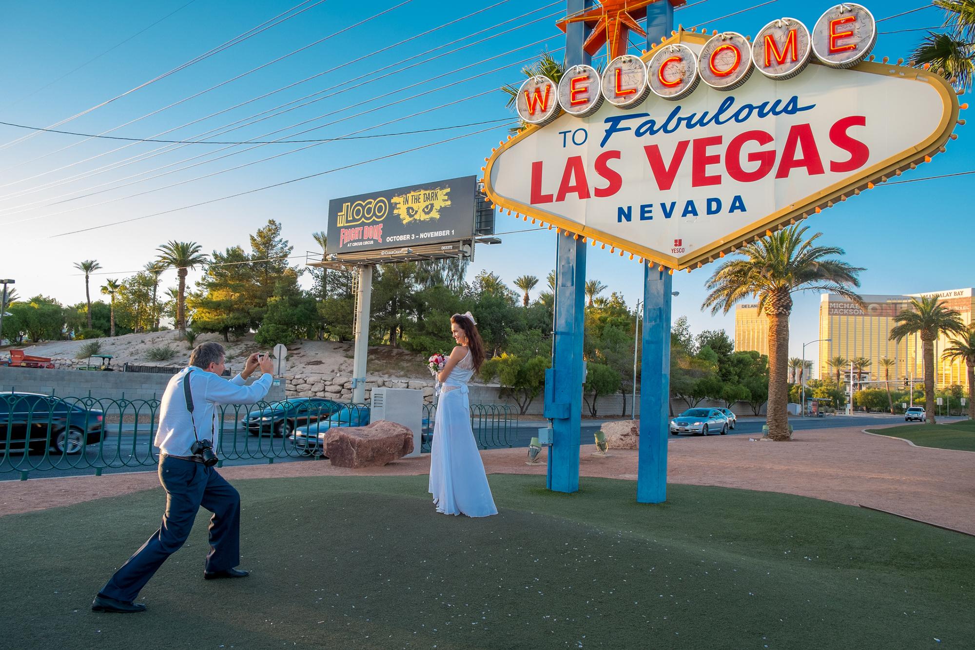 Hochzeit Vegas