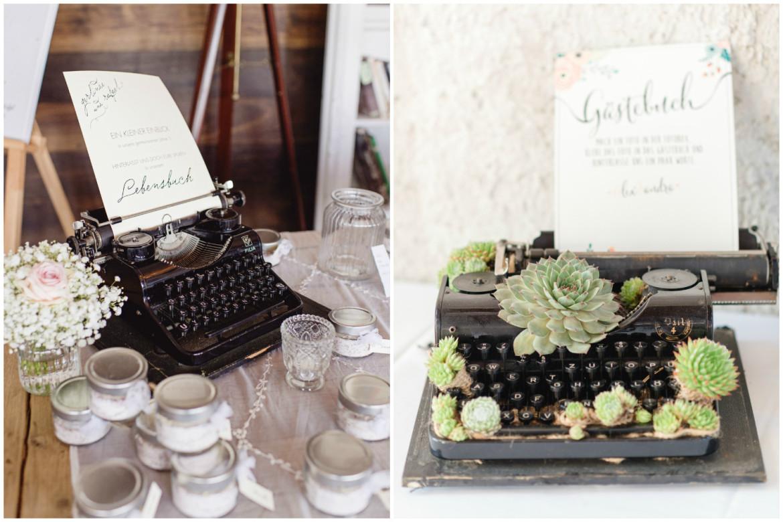 Gaestebuch-Schreibmaschine