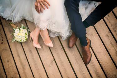 Für die Hochzeit perfekte Schuhe finden: Tipps und Ideen