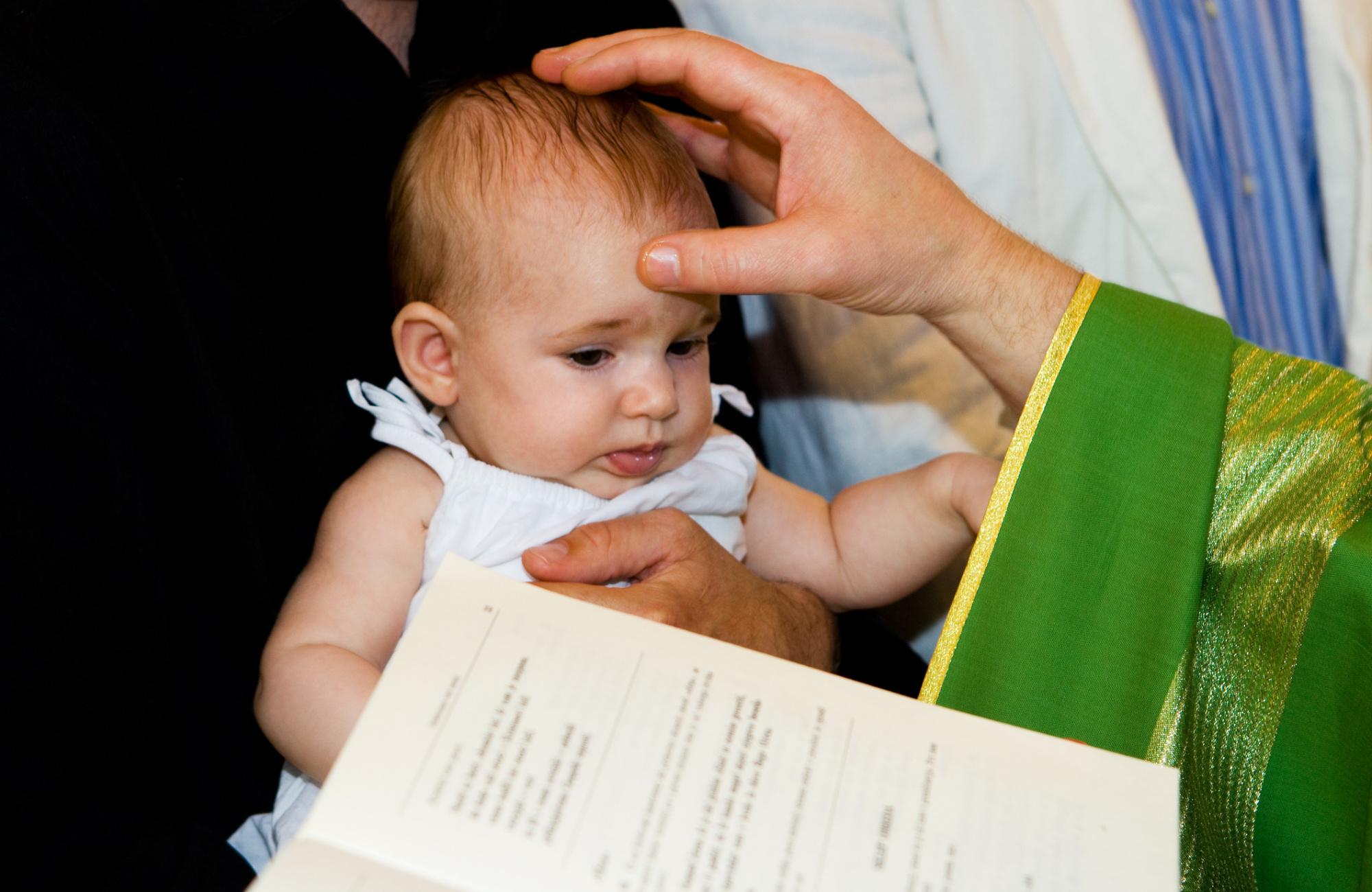Checkliste zur Taufe