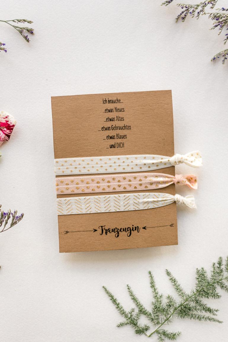 Diy Geschenke Für Deine Trauzeugin