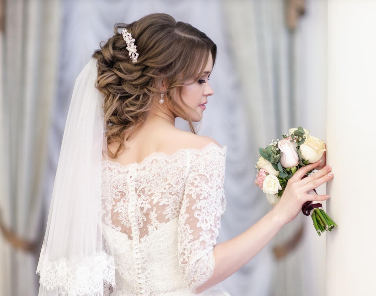 Hochzeitsfrisuren Die Schonsten Looks Fur Braut Und Brautigam