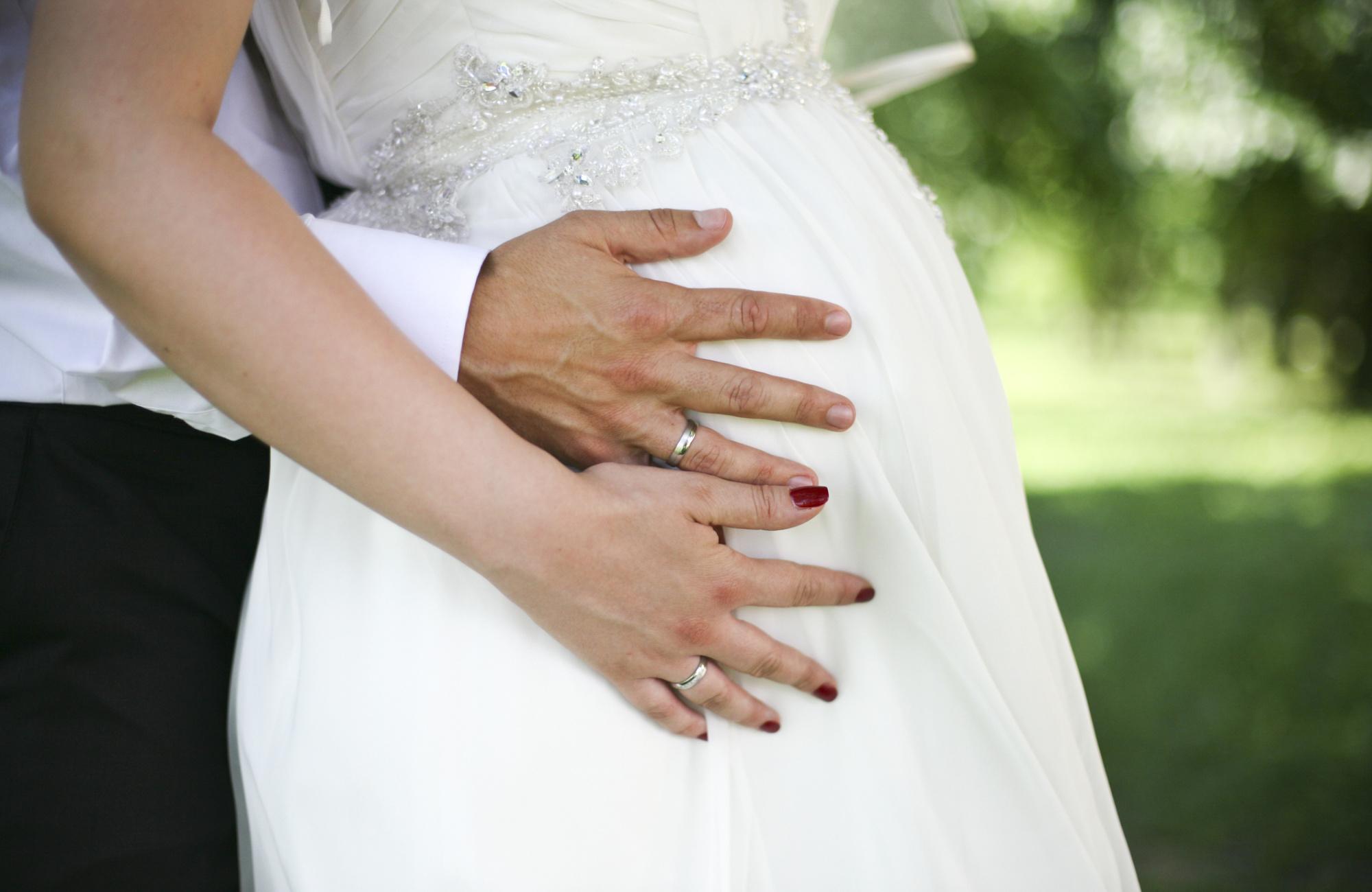 Nicht verheiratet islam schwanger Schwanger vom