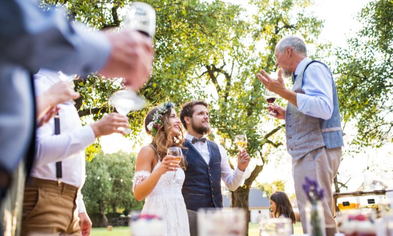 Hochzeitsrede: So gelingt die perfekte Ansprache für