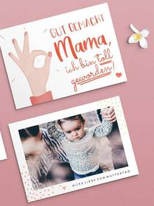 Muttertagskarten