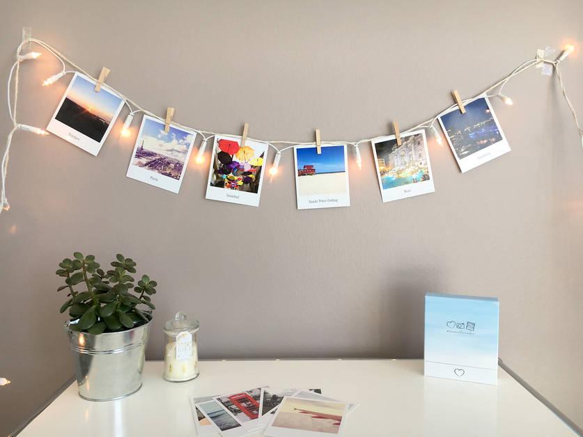 Bilder aufhängen ideen coole Fotos aufhängen: