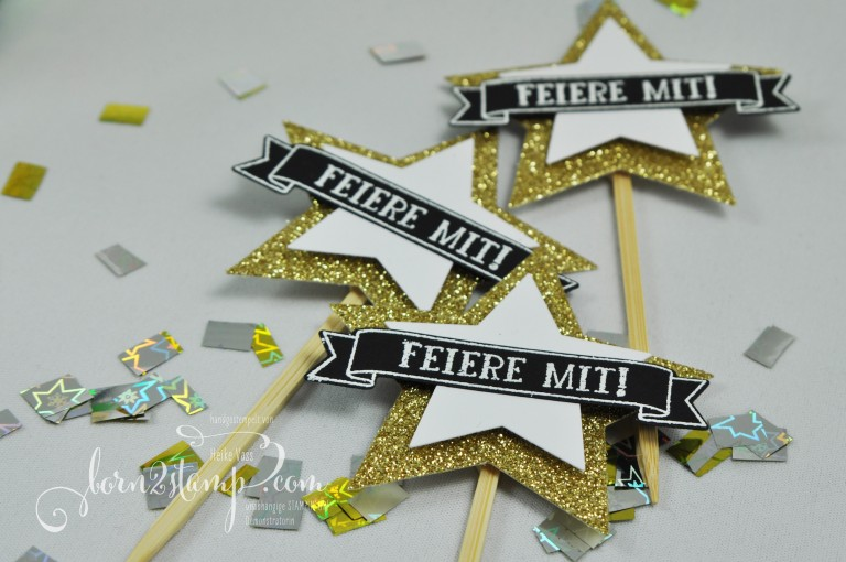 Silvester-Idee: Spiesse