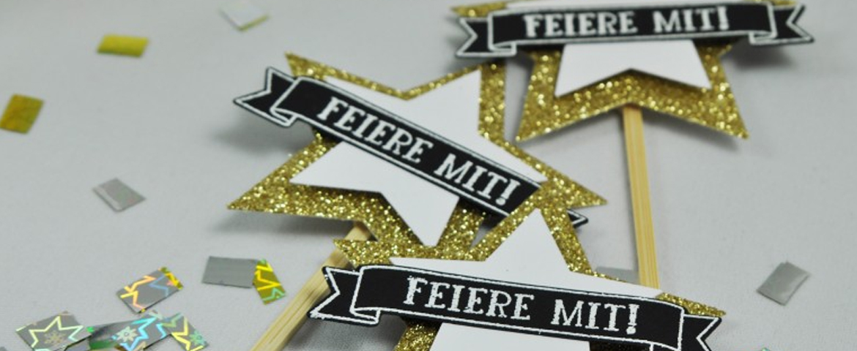 9 Tolle Deko Ideen Zum Nachbasteln Für Ihre Silvesterparty