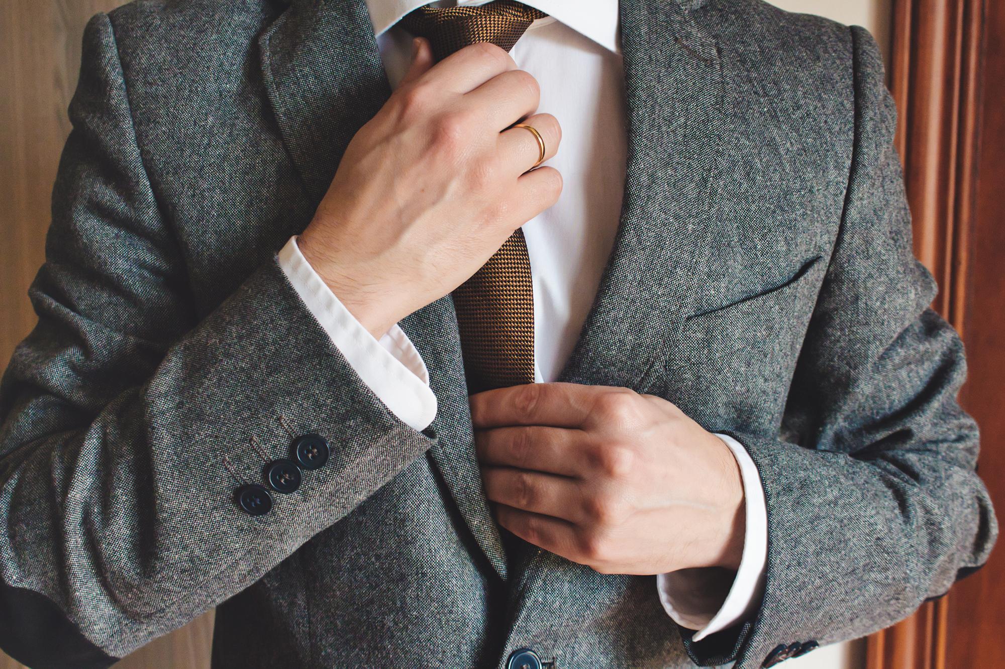 Der perfekte Hochzeitsanzug – Trends, Looks und Accessoires