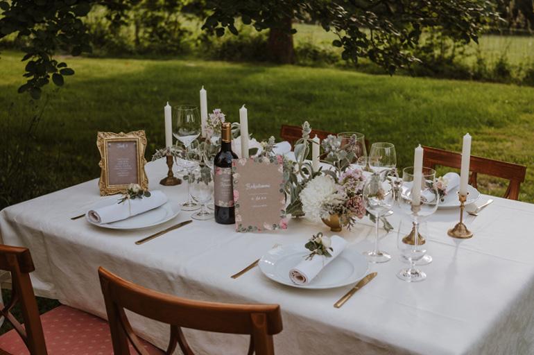 Kreative Ideen Für Eure Hochzeitsdekoration Von Boho Bis