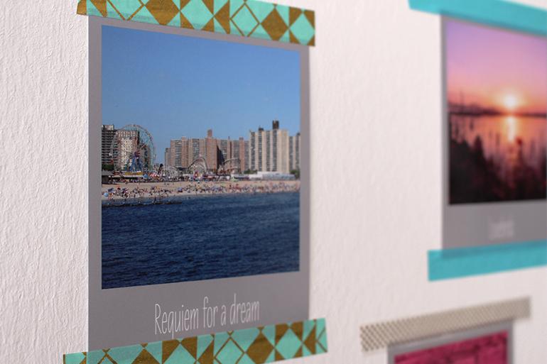 Die 10 Schönsten Diy Ideen Für Ihre Polaroid Wanddekoration