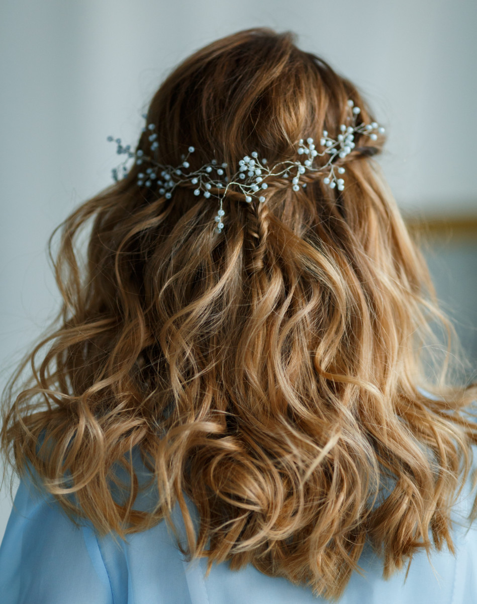 Hochzeitsfrisuren: Die schönsten Looks für Braut und Bräutigam