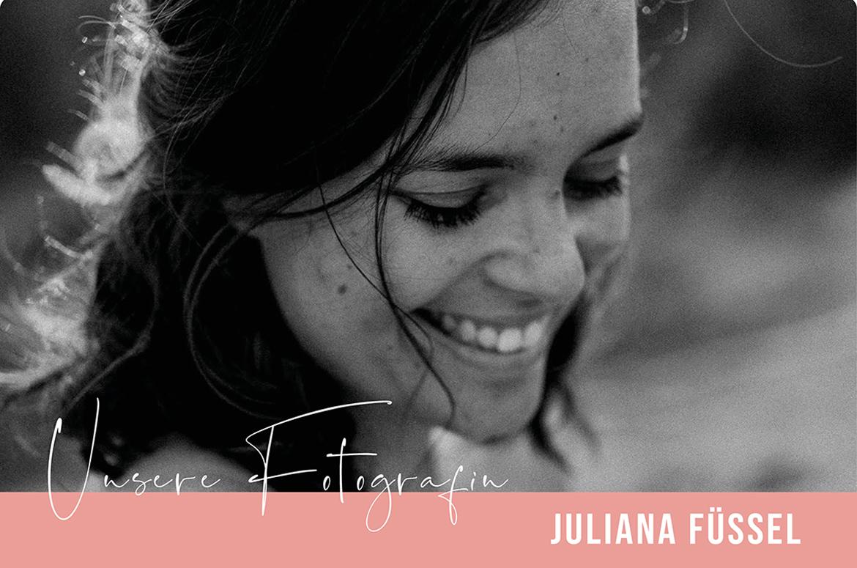 Fotografin des Styled Shoots, Portrait: Juliana Füssel