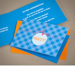 Geburtstagseinladungen: Einladungen Für Den Geburtstag
