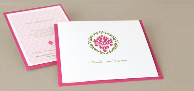 Hochzeitskarten für die Ewigkeit